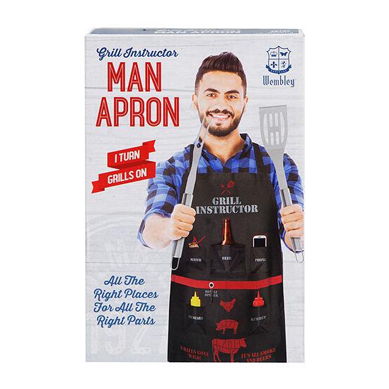 Wembley™ Grilling Man Apron