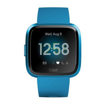 Fitbit Versa Lite Unisex Blue Smart Watch-Fb415bubu