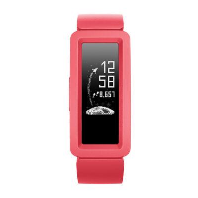 Fitbit Ace 2 Kids Red Smart Watch-Fb414bkpk