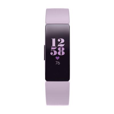 Fitbit Inspire Hr Unisex Purple Smart Watch-Fb413lvlv
