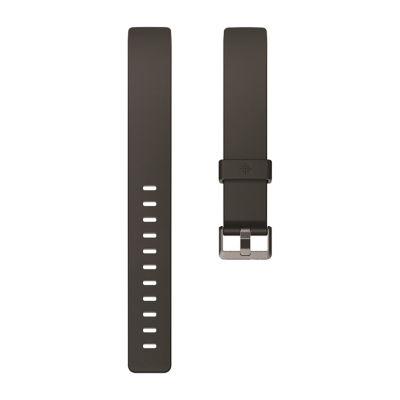 Fitbit Unisex Black Watch Band-Fb169abbks