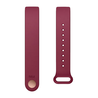 Fitbit Unisex Red Watch Band-Fb169abbyl