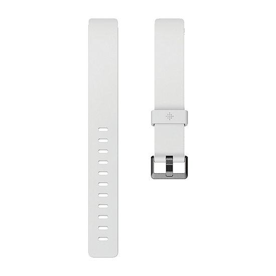 Fitbit Unisex White Watch Band-Fb169abwtl