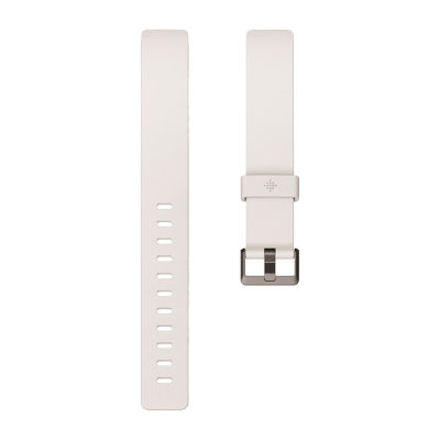 Fitbit Unisex White Watch Band-Fb169abwts