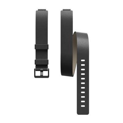 Fitbit Unisex Black Watch Band-Fb169lbbk