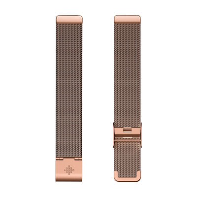 Fitbit Unisex Rose Goldtone Watch Band-Fb169mmrg