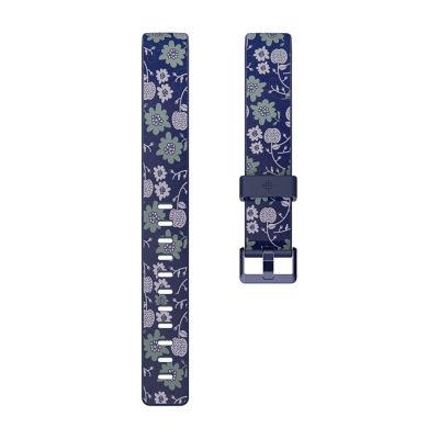 Fitbit Unisex Blue Watch Band-Fb169pbnvl
