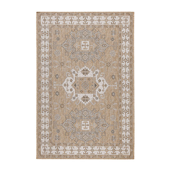 Liora Manne Kilim Rectangular Indoor/Outdoor Rugs
