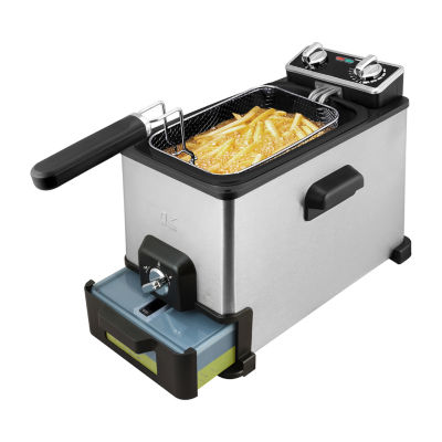 Kalorik XL 4.0L Deep Fryer With Oil Filtration System