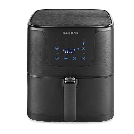 Kalorik Black Brushed XL Digital Air Fryer