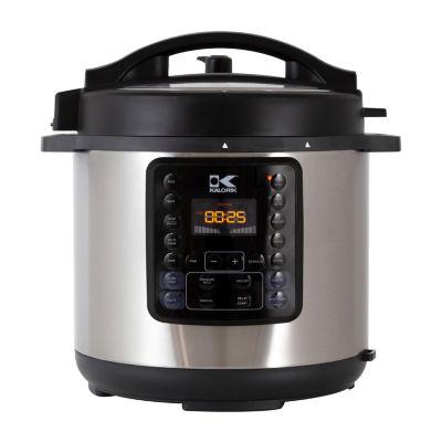 Kalorik 6QT 10-in-1 Multi Use Pressure Cooker