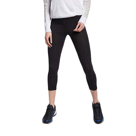 Nike Essential Legging Womens Mid Rise Skinny Legging