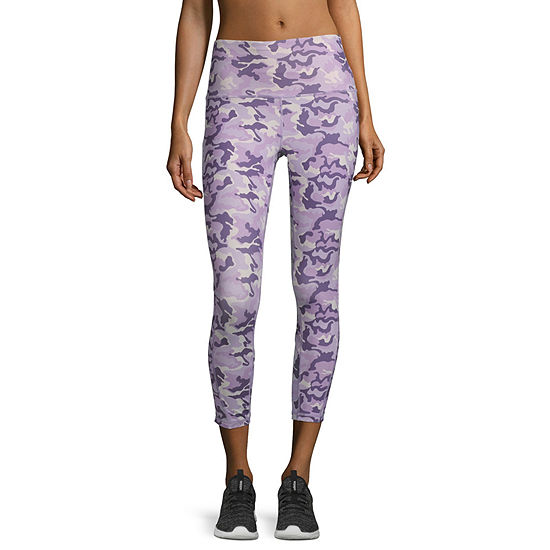 Xersion Womens Camo Mesh Legging