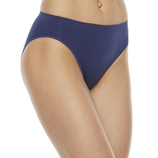 Ambrielle Seamless High Cut Panty 12p017