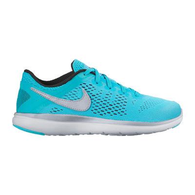 Nike® Flex 2016 Run Girls Running Shoes - Big Kids