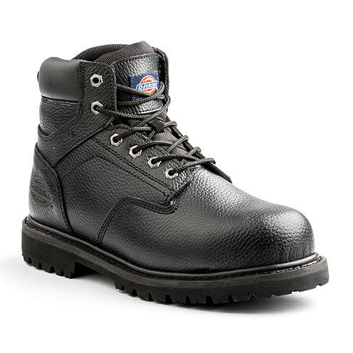 """Dickies® Prowler Mens 6"""" Steel-Toe Work Boots"""