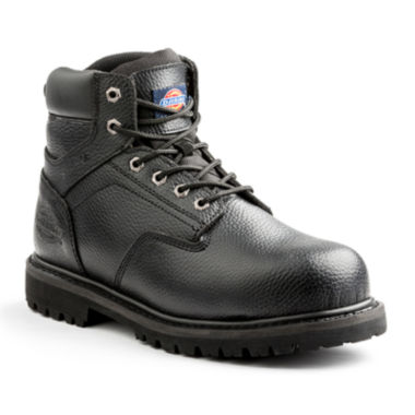"Dickies® Prowler Mens 6"" Steel-Toe Work Boots"