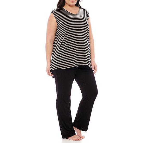 Spencer Maternity Nursing Pajama Set - Plus - JCPenney 4829f9905