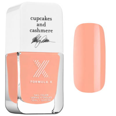 Formula X #ColorCurators: Cupcakes and Cashmere Edition - Nail Polish