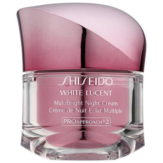ShiseidoWhite Lucent MultiBright Night Cream