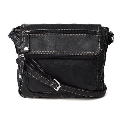 St. John's Bay Rocky Flap Crossbody Bag