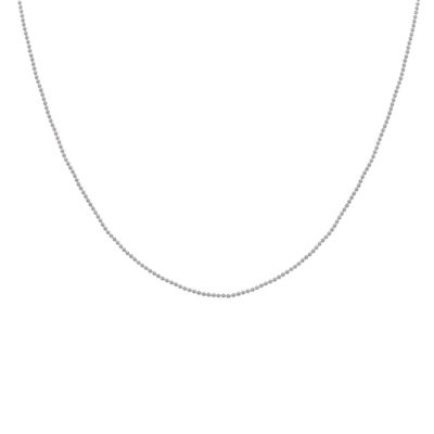"Silver Reflections™ 20"" Rolo Chain Necklace"