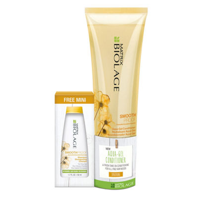 Matrix Biolage Smoothproof Aqua Gel Duo Set