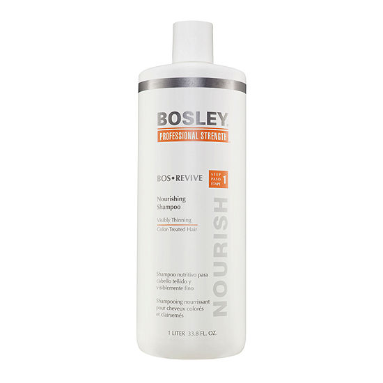 Bosley Shampoo - 33.8 oz.