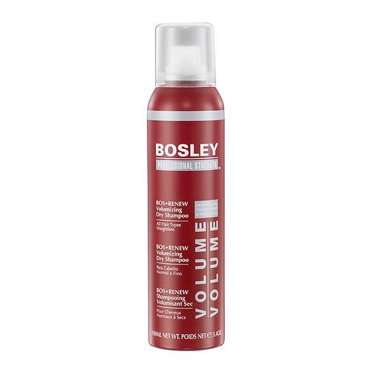 Bosley Dry Shampoo-3.4 oz.