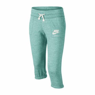 Nike Gym Vintage Capri Jogger Pants - Girls' 7-16