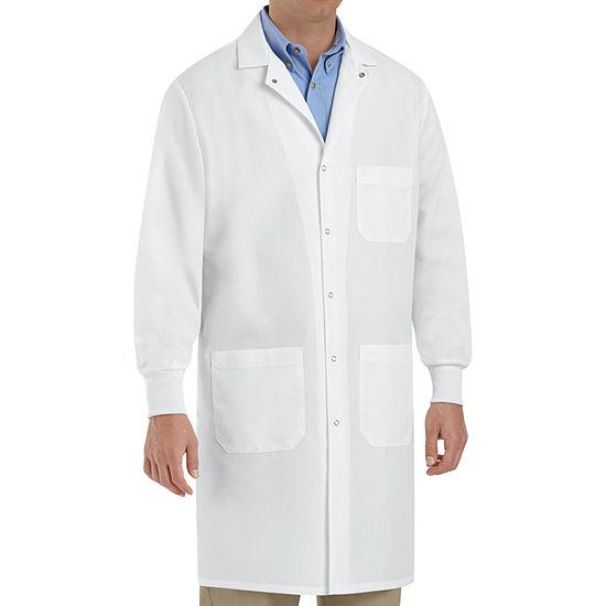 Red Kap KP70 Unisex Specialized Cuffed Lab Coat - Big & Tall