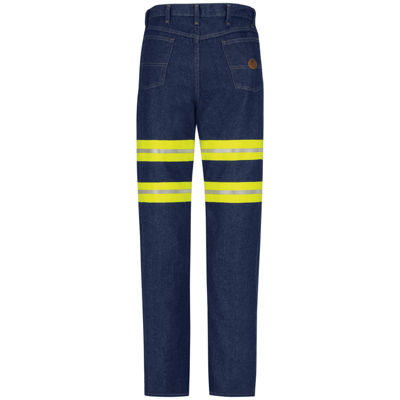 Red Kap Mens Straight Relaxed Fit Jean