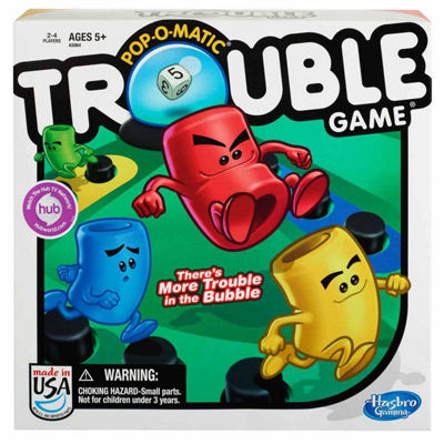 Hasbro Trouble Game