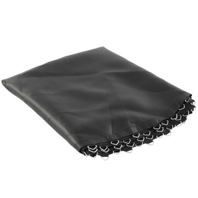 Upper Bounce Trampoline Replacement Jumping Mat- Fits for 16 x 14 FT. Oval Frames  with 96 V-Rings-Using 5.5Inch springs -MAT ONLY