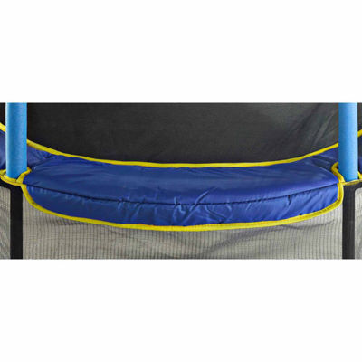 Upper Bounce 55Inch Trampoline Replacement SafetyPad To Fit 55Inch Round Trampoline Frame