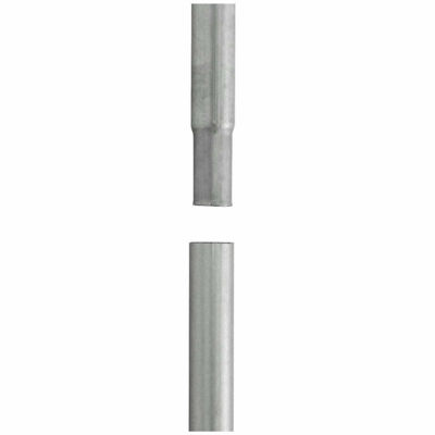 Upper Bounce Trampoline Replacement Enclosure Poles & Hardware- Set of 4 -Net Sold Separately