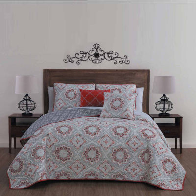 Avondale Manor Tova 5Pc Quilt Set
