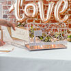 Personalized Silver Gift Card Holder
