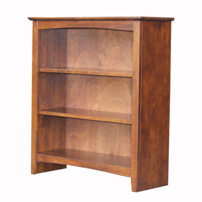 Shaker 3-Shelf Bookshelf