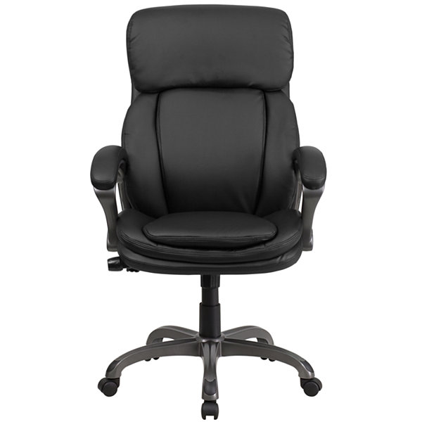 High Back Leather Office Chair
