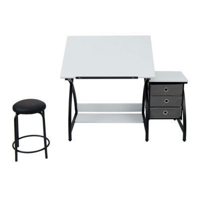 3-Pc. Comet Center Standing Desk