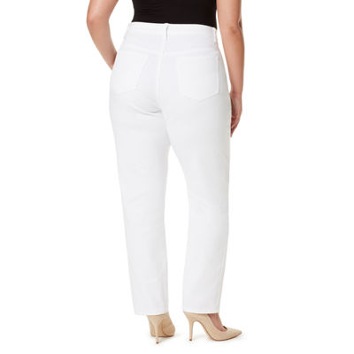 Gloria Vanderbilt® Amanda Classic Fit Tappered Leg Jeans - Plus