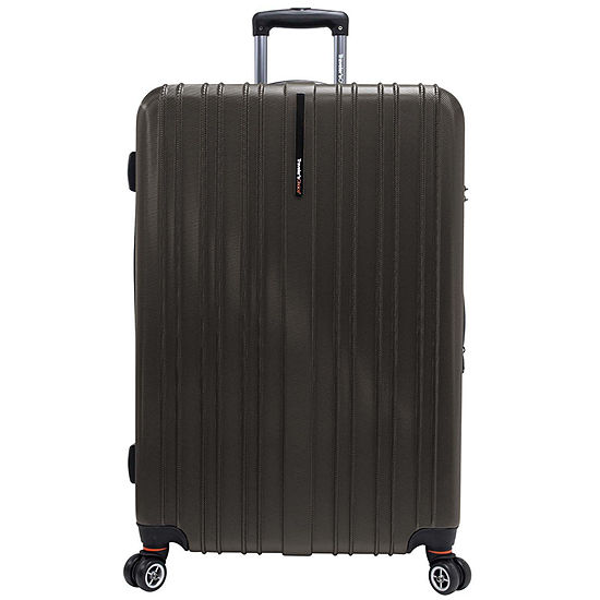 "Traveler's Choice® Tasmania Polycarbonate 29"" Expandable Spinner Luggage"