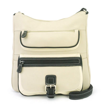 St. John's Bay Multi Flare Crossbody Bag