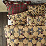 Ashton And Willow Kilton Star Reversible Quilt