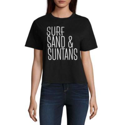 """Surf, Sand & Suntans"" Tee - Juniors"