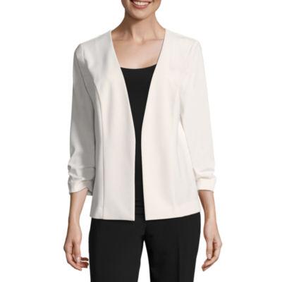 Worthington Soft No Closure Jacket - Tall
