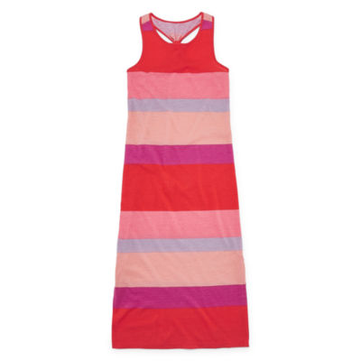 City Streets Sleeveless Cap Sleeve Sundress Girls