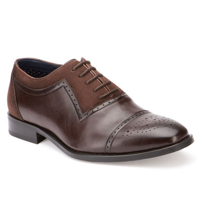 X-Ray Mens Altissimo Oxford Shoes Lace-up