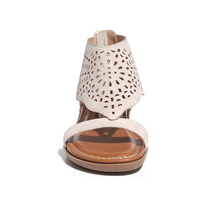 2 Lips Too Cara Womens Flat Sandals